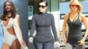 Unusual Celebrities Outfits